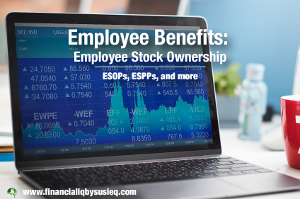 Employee Stock Ownership: ESOPs and ESPPs