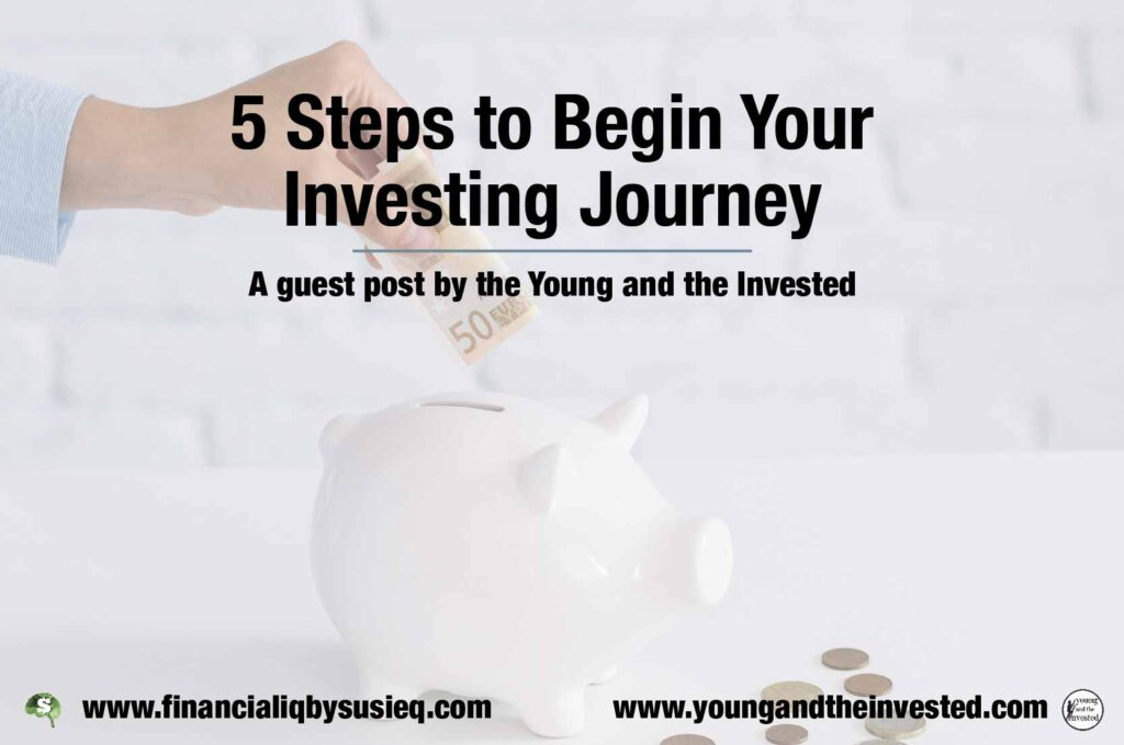 5 Steps to Begin Your Investing Journey