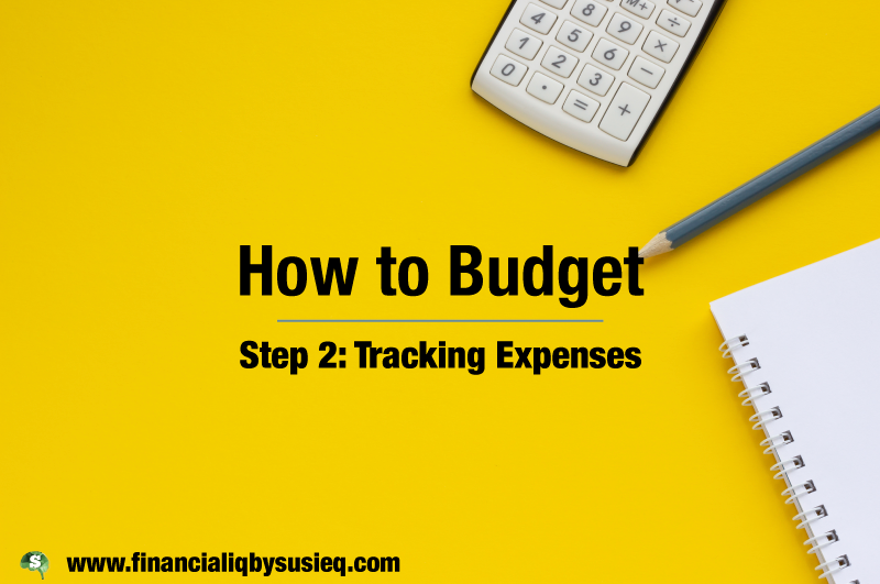 Tracking Expenses for Budgeting