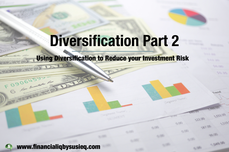 Investment Diversification Reduces Risk