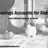 Savings Accounts for Kids