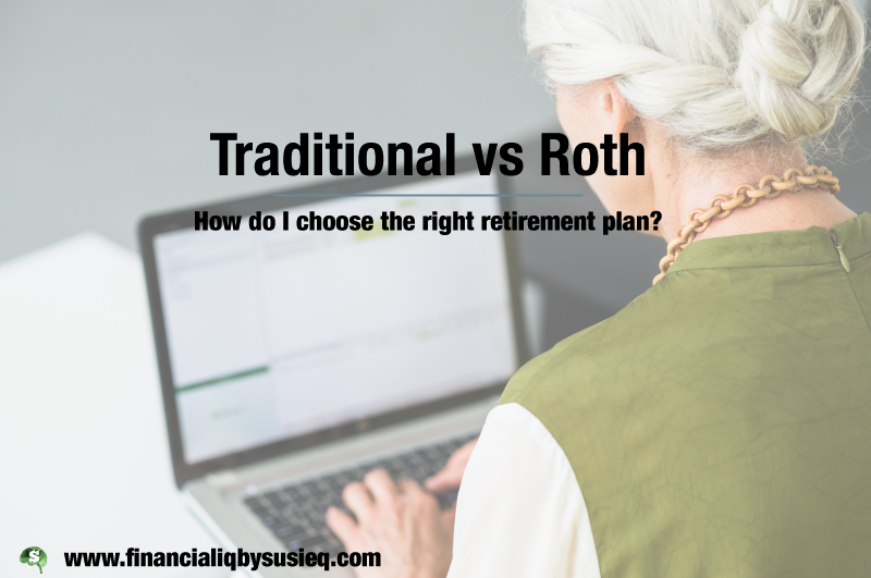 Traditional vs Roth Retirement Plans