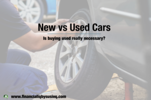 New vs. Used Cars