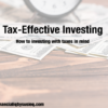 Tax-Efficient Investing Strategies