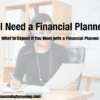 Do I Need a Financial Planner?