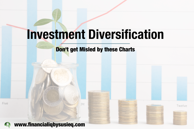 Investment Diversification: Don't Get Misled by These Charts