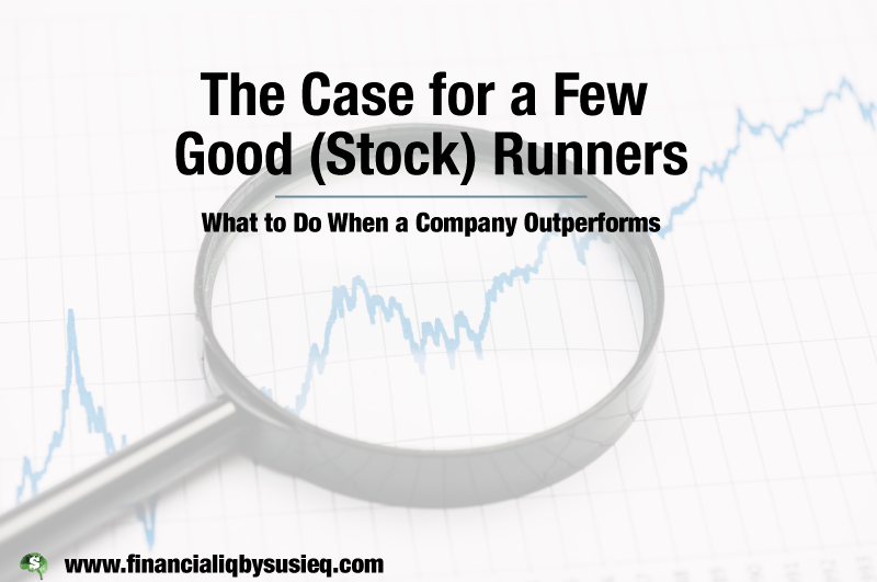 The Case for a Few Good (Stock) Runners
